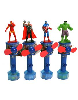 Avengers Candy Fan 12ct
