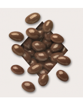 Koppers Milk Chocolate Almonds 5lb