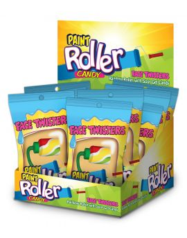 (low stock) Face Twisters Paint Roller Candy 12ct