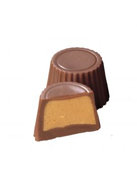 Asher Sugar Free Mini Peanut Butter Cups 6lbs