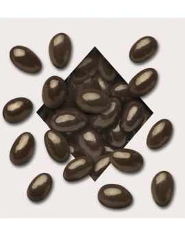 Koppers 72% Bittersweet Dark Chocolate Almonds 5lb
