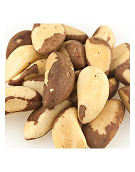 Medium Shelled Brazil Nuts 44lb