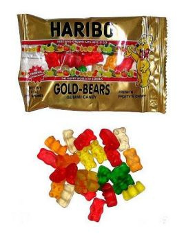 Haribo Gold Bears 24ct 2oz Bags