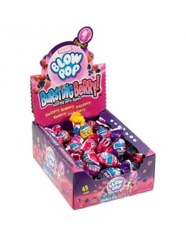 Charms Bursting Berry Blow Pop 48ct