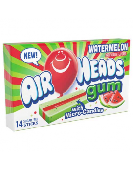 Watermelon Airheads Gum 12ct