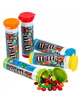 M&M Mini Tube 24ct
