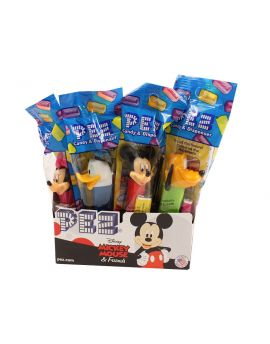 Pez Disney Mickey Mouse 12ct