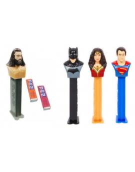 Pez Justice League 12ct