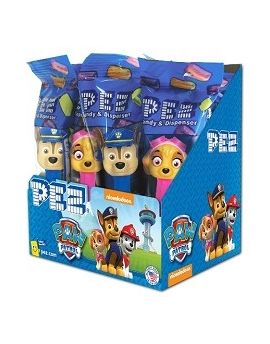 Pez Paw Patrol Assortment 12ct