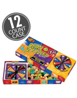 Jelly Belly BeanBoozled Spinner Gift Box 3.5oz 12ct
