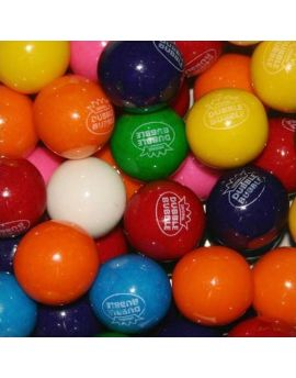 Concord Double Bubble 1 inch Assorted Gumballs 850ct