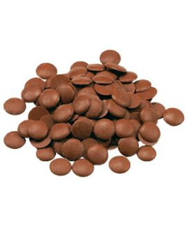 Wilbur H449 Milk Cocoa Confectionary Coating Wafer 50lb