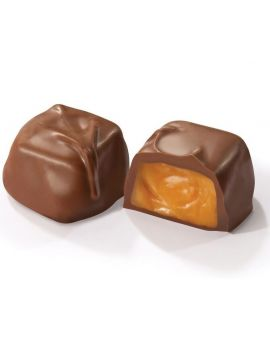 Asher Milk Chocolate Rum Caramel 6lb