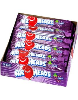 Van Melle Airheads Grape 36ct