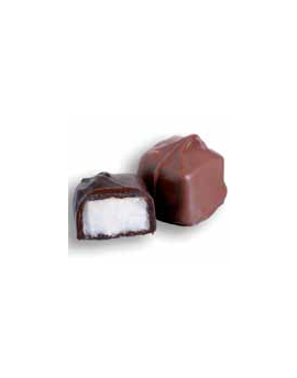 Asher Vanilla Coconut Creams Dark Chocolate 6lb