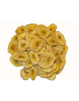 Dried Sweet Banana Chips Bulk 14lb