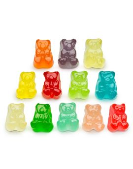 (Not Available by Manufacturer)  Albanese 12 Flavor Bear Cubs 5lb