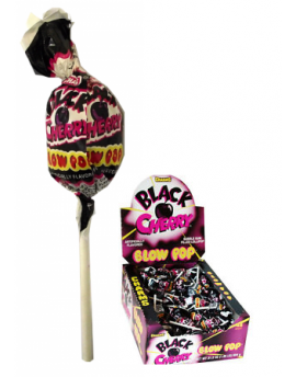 Charms Black Cherry Blow pop 48ct