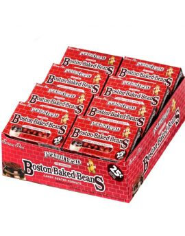 Ferrara Pan PrePriced $.25 Boston Baked Beans Candy .75oz 24ct