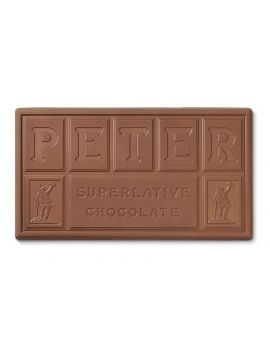(not available, eta mid April) Peters Crema 165 Milk Chocolate 50lb