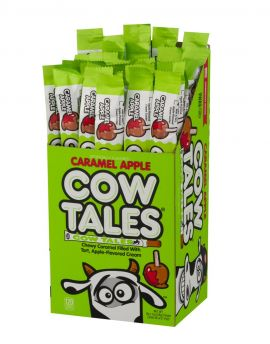 Goetze Caramel Apple Cow Tales 36ct