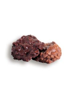 Asher Dark Chocolate Coconut Cluster 5lb
