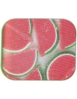 Boston Watermelon Red and Green Slice