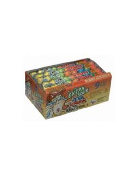Cry Baby Extra Sour Bubble Gum Tube 24ct