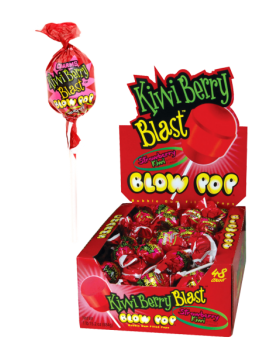 Charms Kiwi Berry Blast Pop 48ct