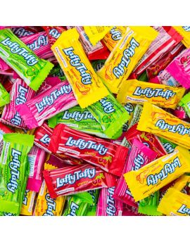 Wonka Laffy Taffy Assorted Bulk 34lb