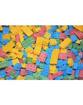 Candy Blox Lego Blocks 11lb