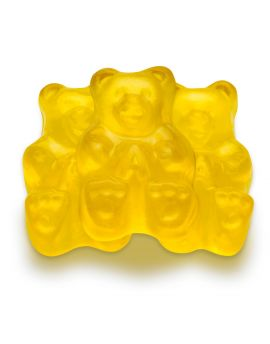 Albanese Mighty Mango Gummy Bears 5lbs