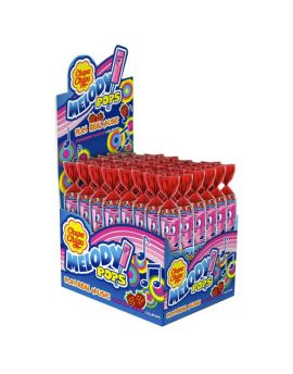 Chupa Chups Whistle Melody Pops 48ct