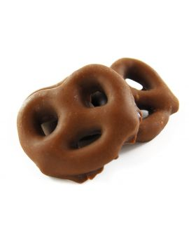 Georgia Nut Milk Chocolate Mini Pretzels 15lb