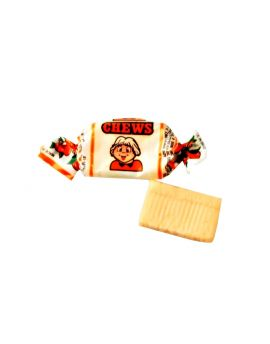Alberts Fruit Chews Peach 240ct