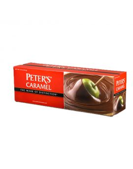 (NOT AVAILABLE ESTIMATED 3/09/21) Peters Caramel Loaf 5lb