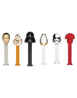 Pez Star Wars Assorted Blister Pack 12ct
