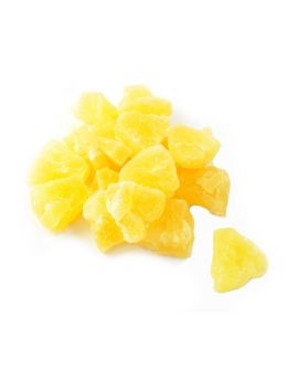 Dried Pineapple Tidbits 11lb