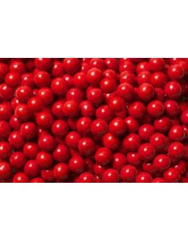 Sweet Works  Red Sixlets 2lb