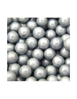 Sweetworks Shimmer Silver Sixlets 2lb