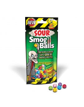 Toxic Waste Sour Smog Balls 12ct