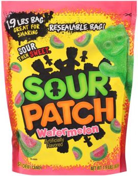 Sour Patch Watermelons 1.9lb