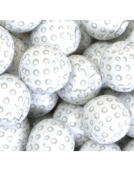 Thompson Foiled Chocolate Golf Balls 10lb