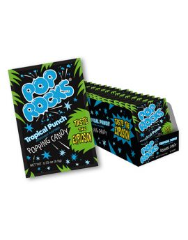 Pop Rocks Tropical Punch 24ct