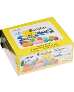 Gerrit Satellite Wafers Flying Saucers 240ct