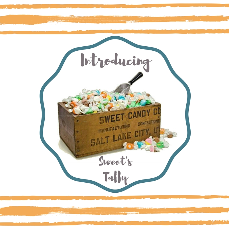 Introducing Sweet's Salt Water Taffy