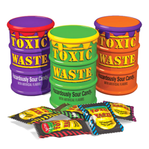 Toxic Waste Special Edition Drums