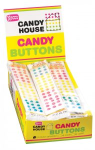 Necco Candy Buttons