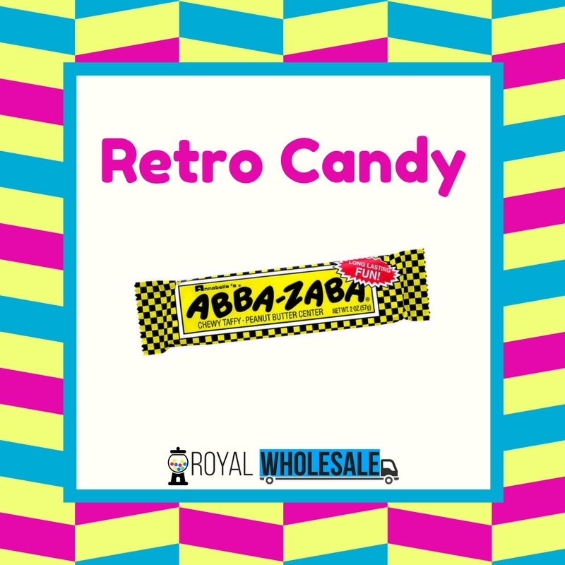 Retro Candy Is All The Rage