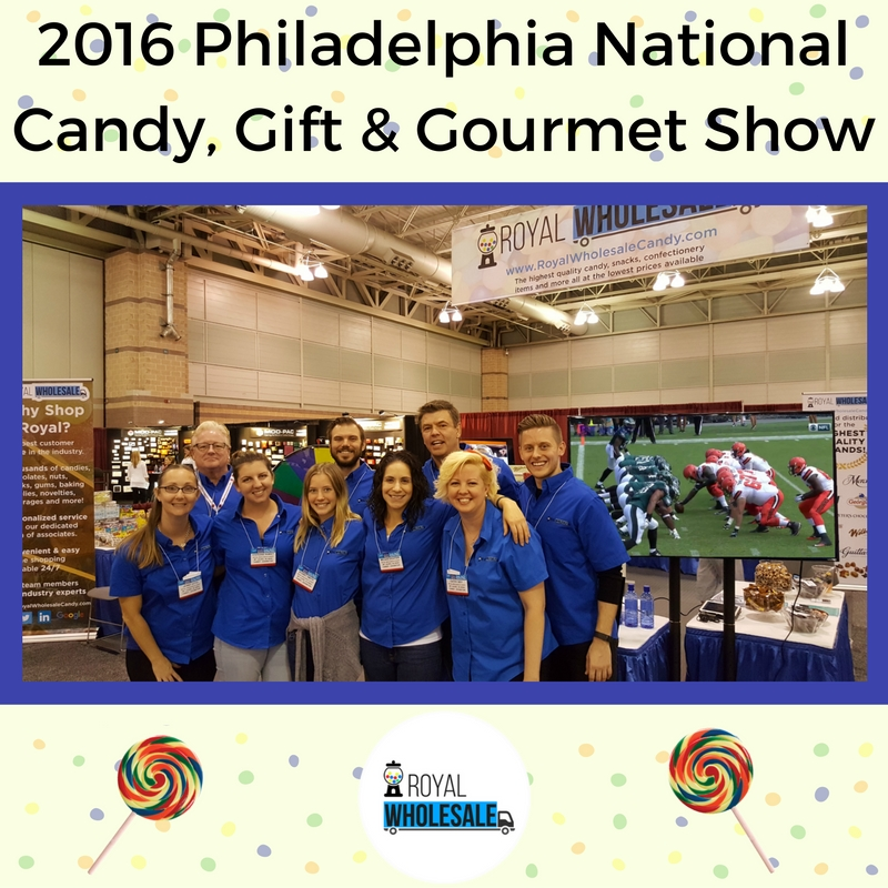 A Sweet Time At The 2016 Philadelphia National Candy, Gift & Gourmet Show